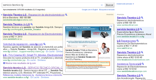 instant ad preview Instant Previews for Ads, Nueva funcionalidad de Adwords