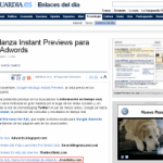 lavanguardia jrsanfeliu 300x2151 150x150 Google Instant Previews & Google Analytics: Que ha pasado?